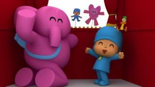LETS GO POCOYO temporada 3, 30 MINUTOS  dibujos caricaturas [10] thumbnail