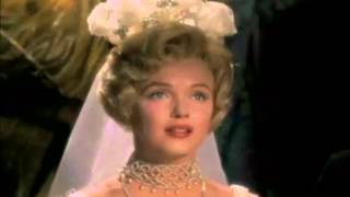Marilyn Monroe own voice and tribute to the song westernize by avia