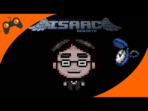 Let's Play Binding of Isaac AFTERBIRTH Daily Challenges - Satoru Iwata Tribute