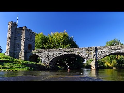 Fly Fishing England - Buckingham Trout By Todd Moen