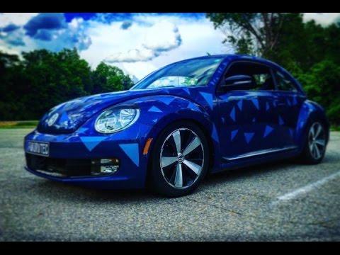 '12 VW Turbocharged Beetle - #Modified