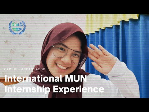 Talk About IMUN Internship Experience!? || BONUS TASK