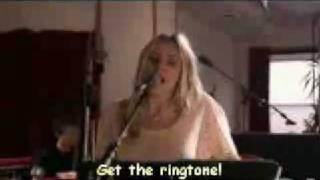 Scarlett Johansson - Falling Down (Live)