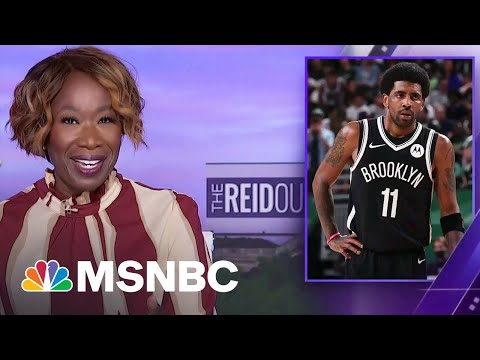 Joy Reid Critiques Nets Player's Anti-Vaccine Stance Being Compared To Heroic Activism Of Ali