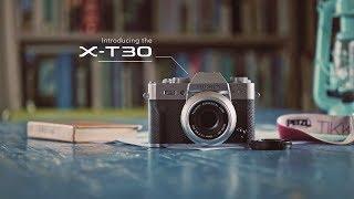 Fujifilm X-T30 Zwart + 18-55mm XF video