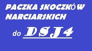 Jak wgrać paczke skoczków narciarskich w DSJ4 na rok 2014?