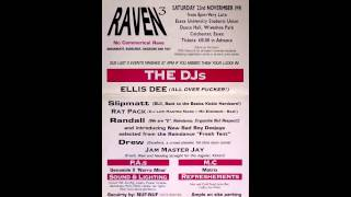 Ratpack (Nostromo Breakdown) Annihilate Live @ Raven 3