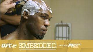 UFC 214 Embedded: Vlog Series - Episode 4