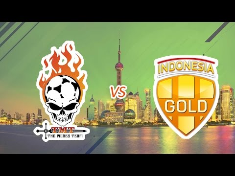 [23.07.2016] Trung Quốc TMT vs Indonesia Gold [EACC 2016]