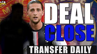 Manchester United offered Arsenal target Adrien Rabiot & Chelsea CLOSE to landing winger