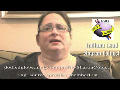 Be Bold Lay Person Minister Sharon Colucci DOD FED GLOBE's Indiana Lead