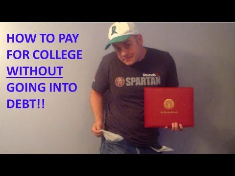 Paying for College without Student Loan Debt