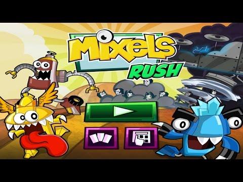 Mixels Rush - Gameplay Walkthrough Part 1