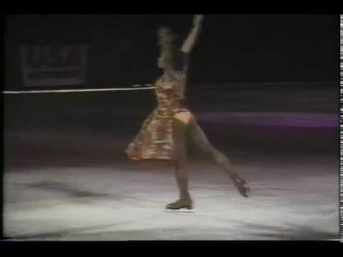 Rory Flack Burghart - 1991 U.S. Open Professionals, Ladies' Artistic Program
