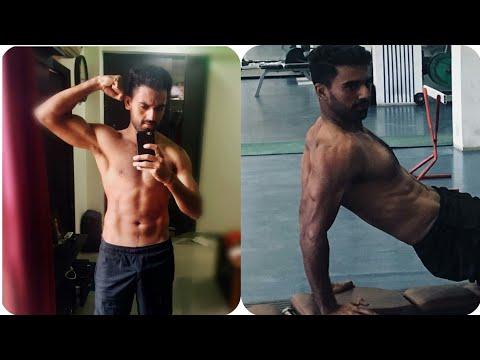 Deepak Chahar Full Intense Workout And Athletism