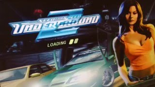 Need for speed underground 2 Gameplay pc