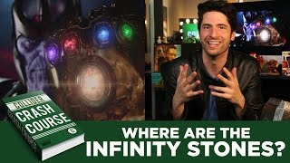 Infinity Stones Explained: Where Are They In The Marvel Cinematic Universe? - Collider Crash Course