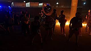 Honk!Fest West 2019 -- Friday Afterparty: Neon Brass Party Band