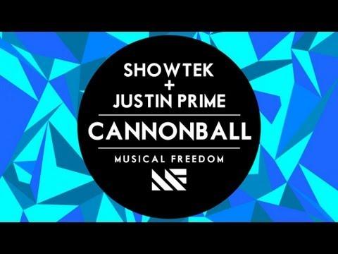 Showtek & Justin Prime - Cannonball (Radio Edit)