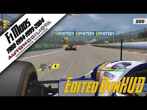 Automobilista F1 Mods And Edited Dynhud