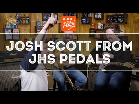 That Pedal Show – Josh From JHS Pedals, plus VCR Ryan Adams,