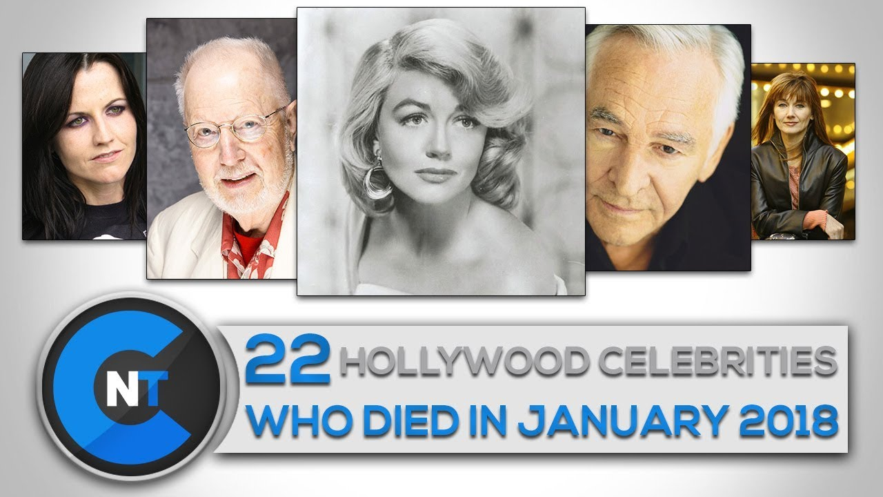 Celebrity Deaths in 2018: Stars We've Lost - Us Weekly