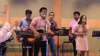 Grace Changes Everything - Every Nation Church Mississauga, Canada (LIVE Worship)