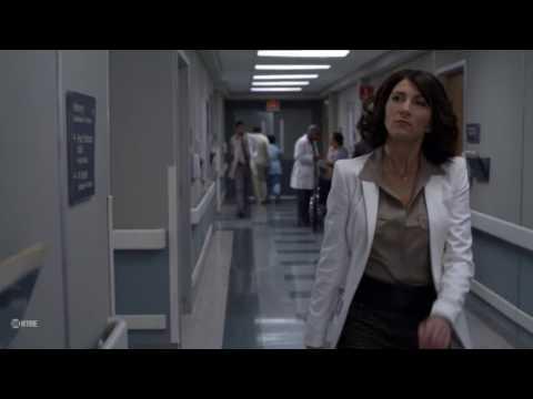 Nurse Jackie Cooper and O'hara