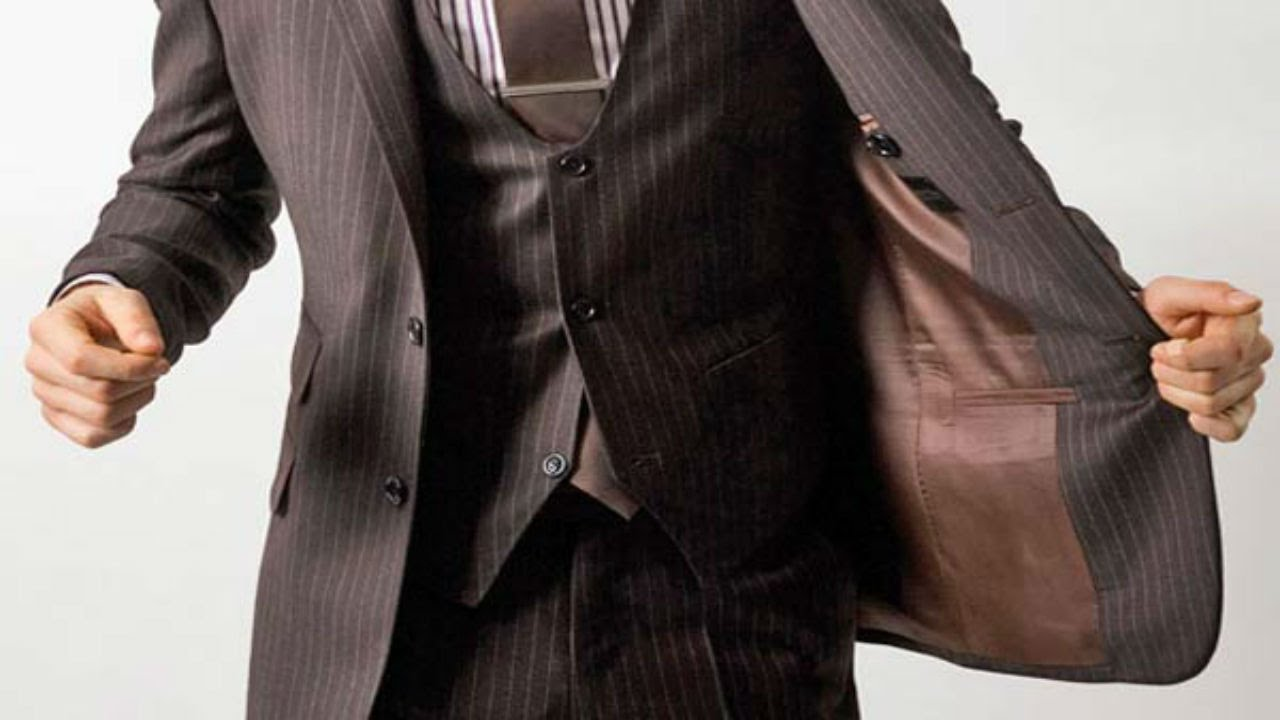 SIGNS OF A GOOD QUALITY SUIT | MEN'S QUALITY SUIT CHECK LIST - YouTube