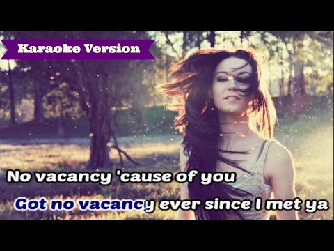 OneRepublic - No Vacancy | Karaoke
