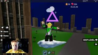 Roblox Speed Run 4 gets the Colin treatment