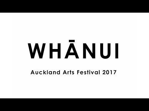 The Story of Whānui 2017 - Auckland Arts Festival