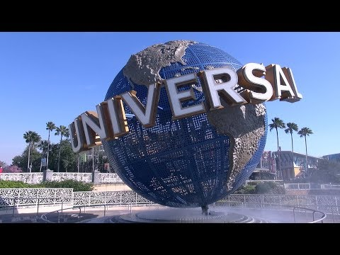 Universal Studios Florida 2020 Tour And Overview | Universal Orlando Resort Florida Theme Park
