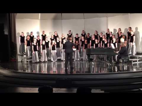 Catch A Falling Star choral piece performed by Frontier Trail Middle School