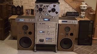 Pioneer Vintage Stereo system & rack