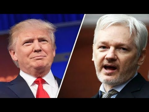 BREAKING! TRUMP JUST MADE A BRILLIANT DEAL WITH JULIAN ASSANGE OF WIKILEAKS! DEMS ARE DONE!