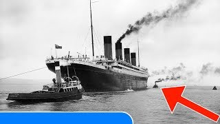 25 old photos of the titanic you have ...