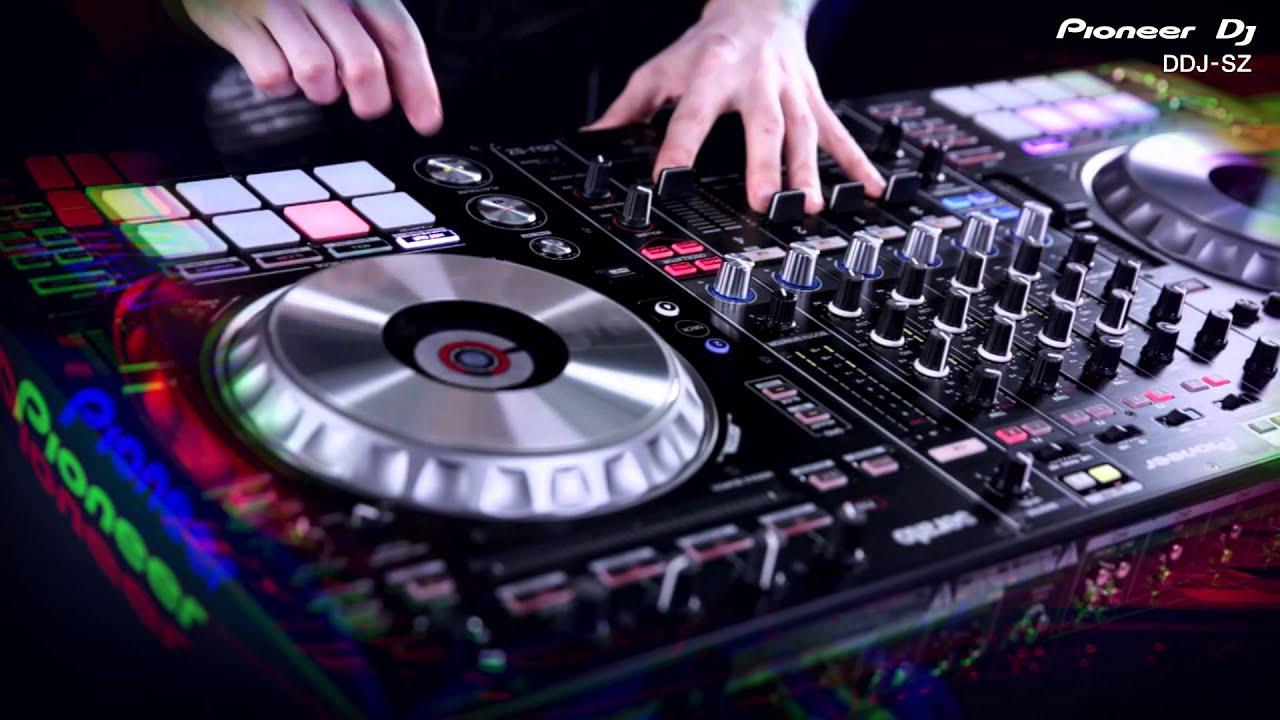 BACKGROUND PIONEER DJ TRANSPARENTE HD