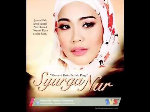 AishaHanim - Benar Cinta with Lirik ( OST Syurga Nur )