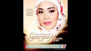 Video AishaHanim - Benar Cinta with Lirik ( OST Syurga Nur ) download MP3, 3GP, MP4, WEBM, AVI, FLV Juli 2018