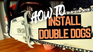 How to Install Double Dogs (Fe…
