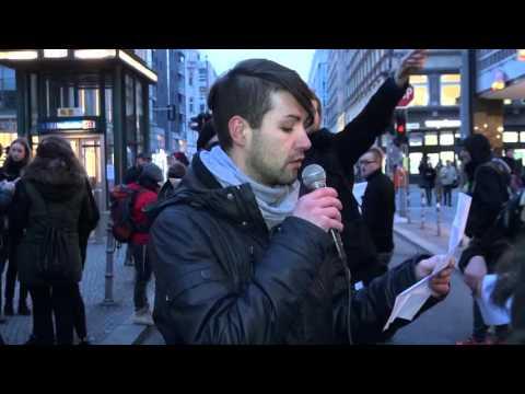 Transnational Social Strike 04: Humboldt Universität - Students in labor struggle