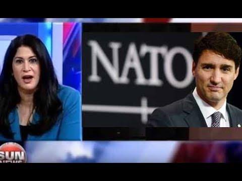 Justin Trudeau HAIR Deciding NATO SCARES Adrienne Batra (Toronto Sun)