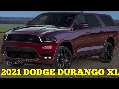 New Dodge Durango XL   This SUV will change the Game