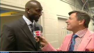 kevin garnett tells craig sager to burn his clothes