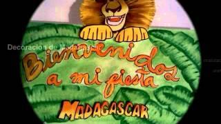 Decoracion de Madagascar por Inversiones Eventsys CA
