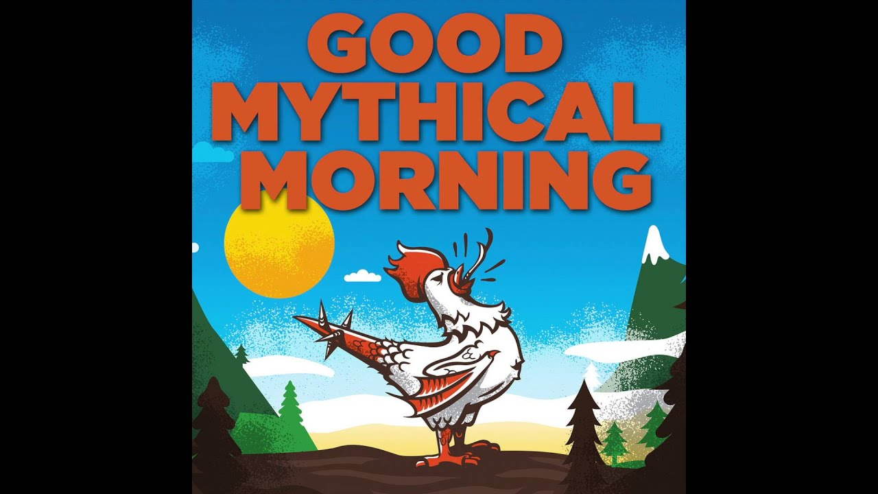 good mythical morning intro music seasons 6 8 youtube. Black Bedroom Furniture Sets. Home Design Ideas