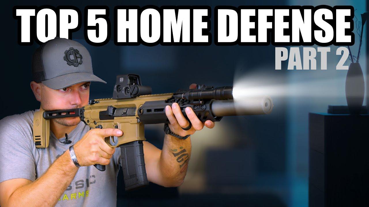 Download The Top 5 Home Defense Guns (Part 2)