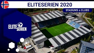 Eliteserien Stadiums 2020 | Norway League