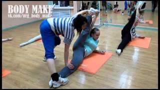 Stretching at home - Anastasiya Borisova
